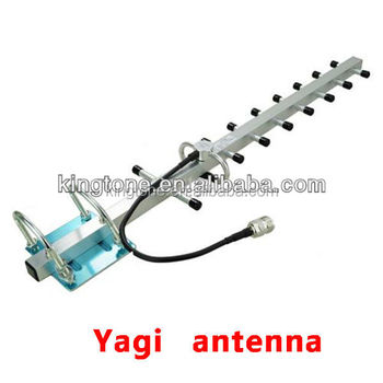 High Gain 3G Repeater Antenna Yagi 2100MHz