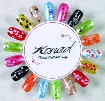 Nail Art Color Wheel Buy Nail Art Products Product On Alibaba Com