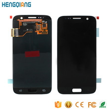 Golden supplier for Samsung Galaxy S7 LCD display, LCD Screen For Samsung Galaxy S7 Phone Unlocked