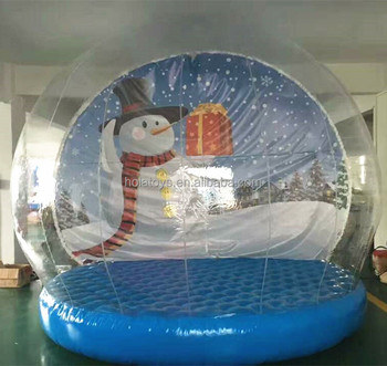 Hola snow bubble/giant snow ball for sale