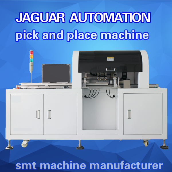 Surface Mount System pick and place machine SMT small automatic LED pick and place machine