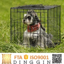 Bamboo iron dog houses cage for dog