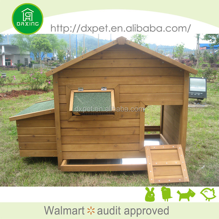 DXH012 cheap price design chicken coop