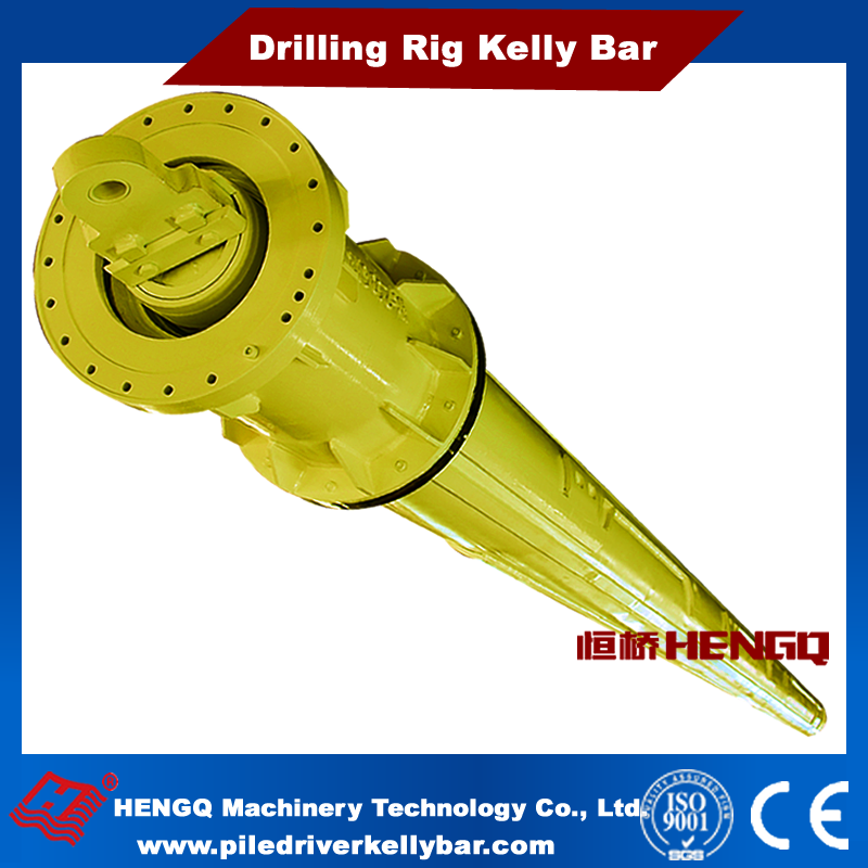 rotary drilling kelly bar Piling kelly bar for SR220C Rig Drilling Rotary