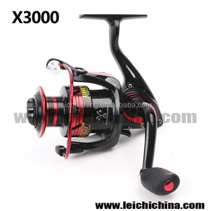 Low price cnc fishing tackle spinning reel
