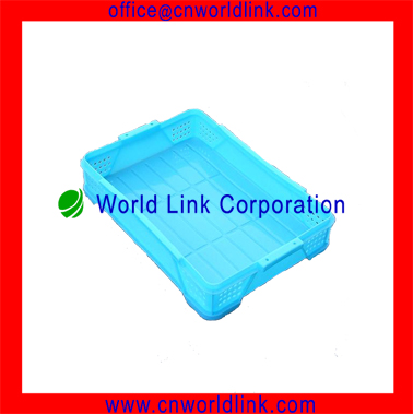 High Quality Stack Plastic PE Bread Basket