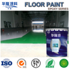 Hualong Anti Static Epoxy Floor Paint Middle Coat Hardener (KLL-88)