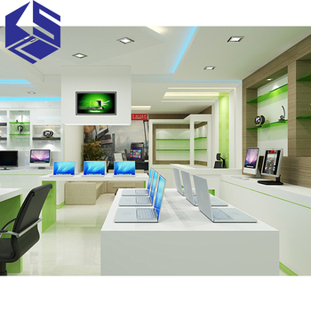 Hot Shop Interior Design For Computer Shop Interior Decoration - Buy ...