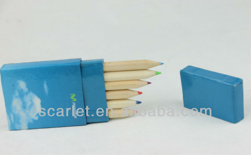 wooden pencils with eraser