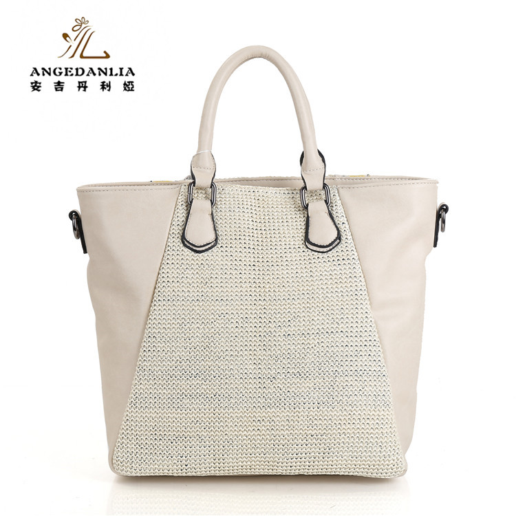 2015 alibaba china new product pp straw turkey woman handbags