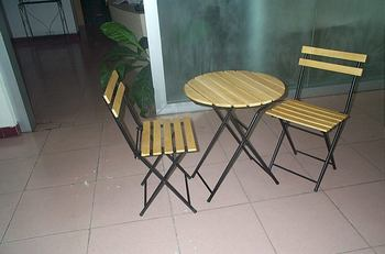 Bistro Style Table And Chair Set