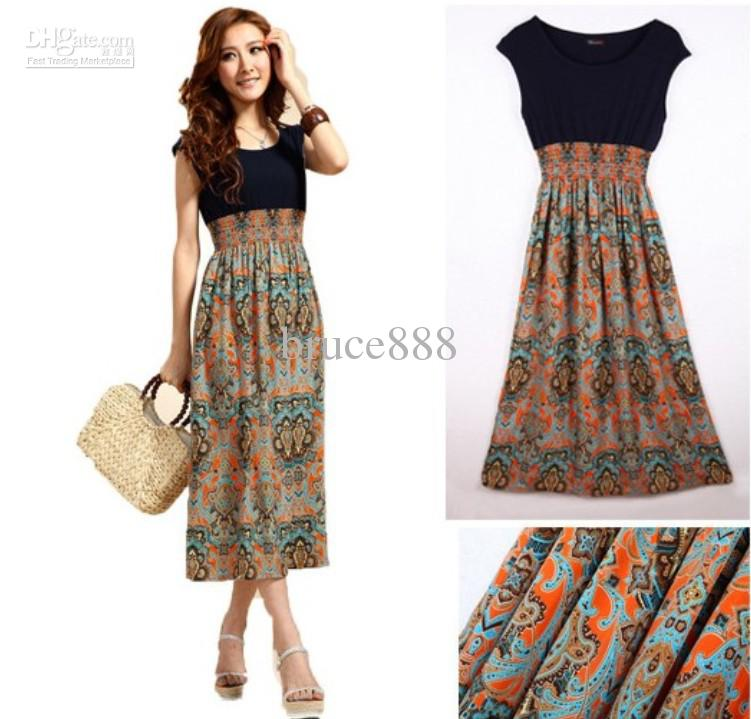 Get Quotations · Free Shipping 2013 summer new chiffon dresses e9e0c2553be0