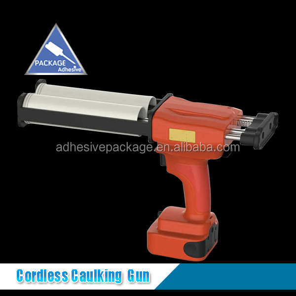600ml Double or Double Cartridges Electric Silicon Gun