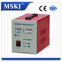 voltage stabilizer home appliance~low price 1000VA single phase high accuracy full automatic AC voltage stabilizer