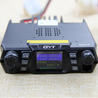 QYT KT-980 PLUS 75W VHF 55W UHF High Power Dual band Mobile base Radio Transceiver