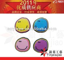 2012 Smiling Face Shape Soft PVC Fridge Magnet