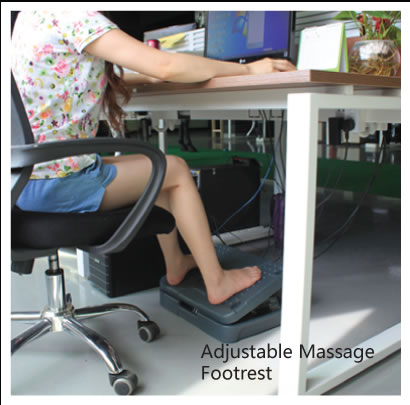 Modern design footrest for home&offiice furniture footrest for pedicure chair