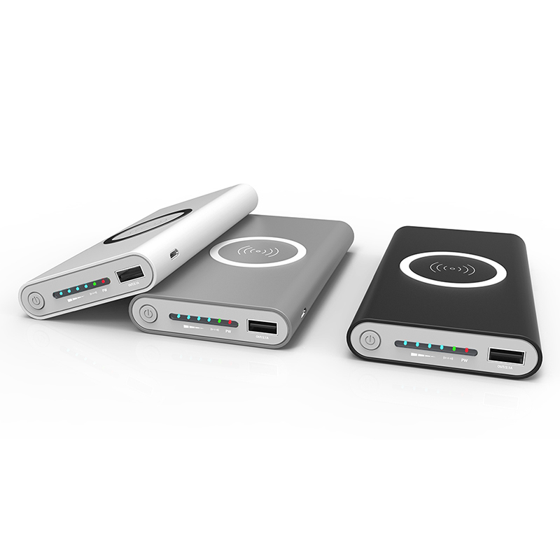 Power bank printplaat 25000 mah draadloze power bank oplader voor samsung galaxy a8