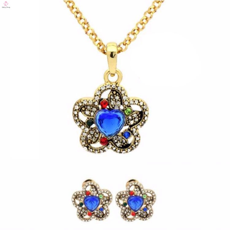 New arrrival cheap necklace and earring sets jewelry