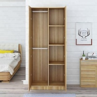 Hot sale good price MDF wardrobe closet for bedroom
