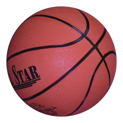 Best quality hot-sale recreational rubber basketball
