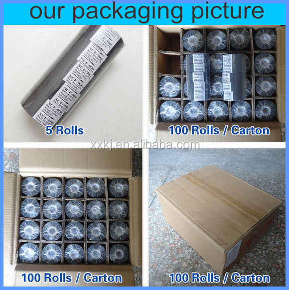 35*122 thermal transfer machine used thermal paper jumbo rolls, thermal paper roll