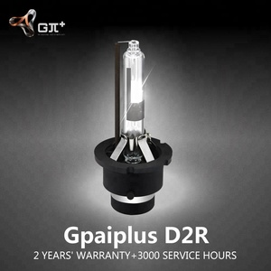 D2R Bulb D2R HID Conversion kit D2R Headlight good quality with 13pa Xenon gas inside and use anti-UV glass tube