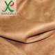 Support wholesale and OEM microfiber faux weft knitted suede fabric