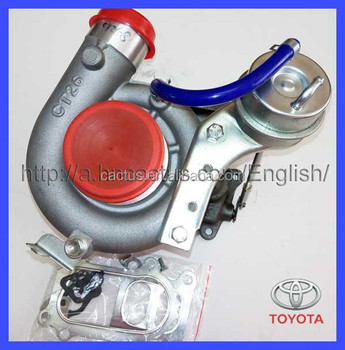 Electric Turbo For Cars Ct26 17201 74030 Supercharger 3sgte Engine