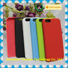 Tenchen hard case with microfiber , best plastic phone case for iphone 5 silicone case