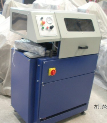 cnc corner cleaning machine for upvc profile