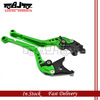 BJ-LS-003 aluminum CNC racing motorcycle cbr600rr vfr800 Long Clutch Brake Lever