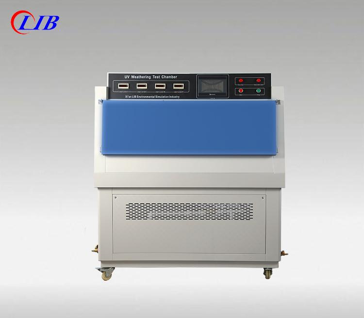 Lumière d'exposition UV Vieillissement Équipement de Test Climatique