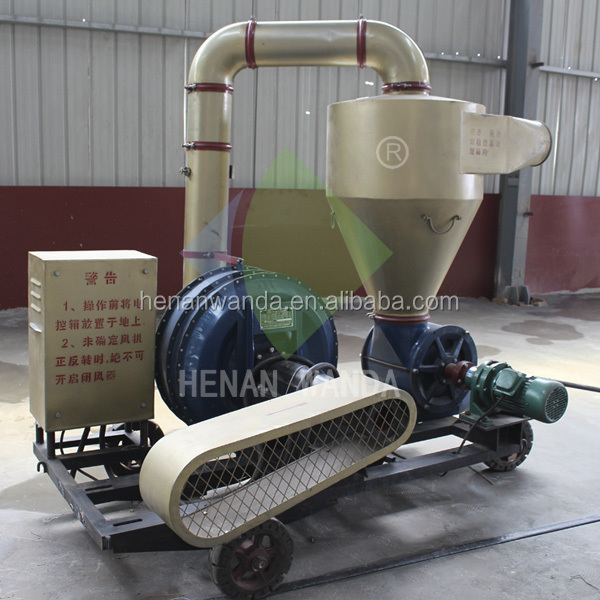 3t/h conveying capacity vacuum conveyor for powder