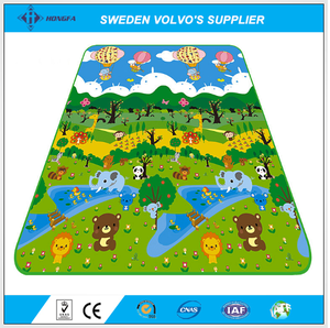 Custom Design Waterproof 5mm Thick Play Mat