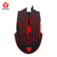 High quality cheap programmable non slip 4800 dpi breathing RGB lighted programmable high precision 6d gaming optical mouse