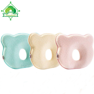Ultimate Ergonomic Baby Travel Pillow, Promote Healthy Skullbaby Sleep Positioner Pillow, Baby Shaping Pillow