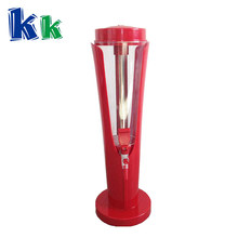 Carlsberg Cheap plastic beer tower or juice dispenser for hot sale