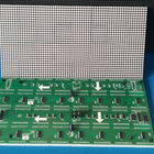 LED dot matrix modules P3.75 1R red led moving message display