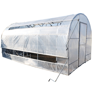 poly tunnel greenhouse greenhouse reinforced plastic commercial used greenhouse sale