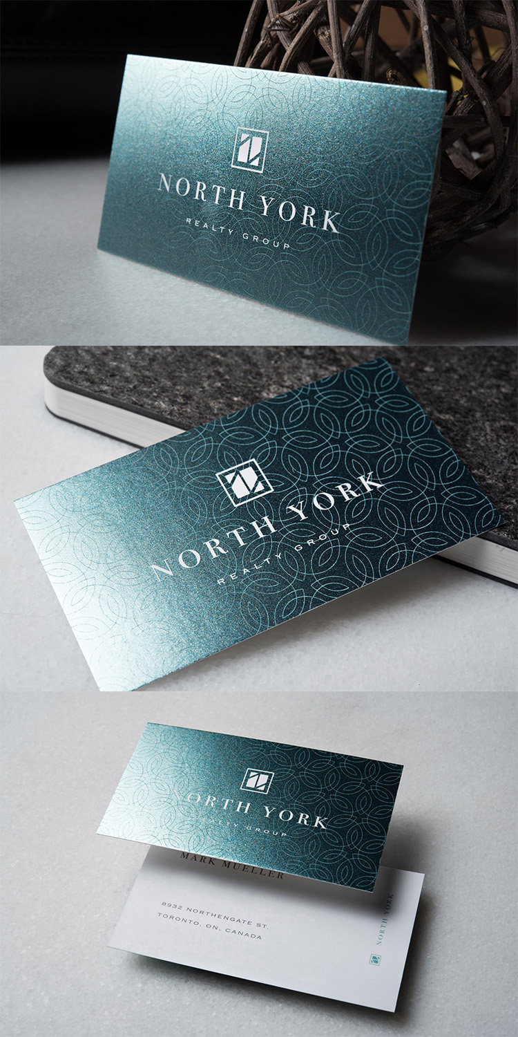 custom printing 300gsm glossy thick paper card stock