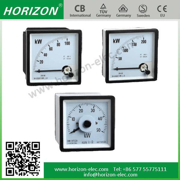 Ob96 96*96 V Ac Dc Voltage Digital Panel Meter Voltmeter Ammeter ...