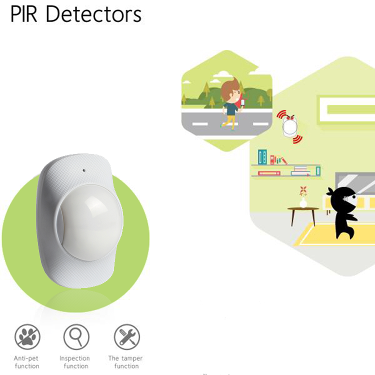Wholesale wireless wifi pir motion sensor detector with lowest price