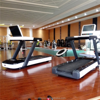 Commercial Gym Treadmill Fitness Equipment With Tv Screen Treadmill Equipo  De Gimnasio - Buy High Quality Treadmill,Commercial Treadmill For