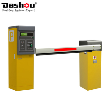 Hot sale Ticket Dispensing Car Parking System Solutions with RFID