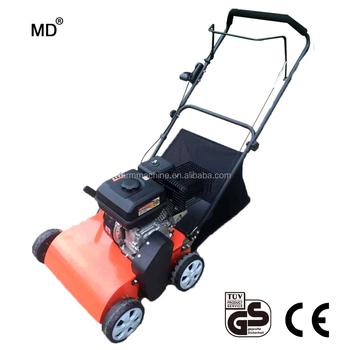 Hand Push Gas Lawn Mower Aerator
