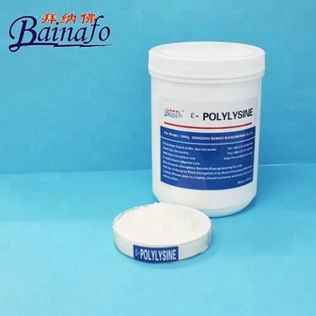 Biological Food Preservative Epsilon Polylysine for Bakery Products