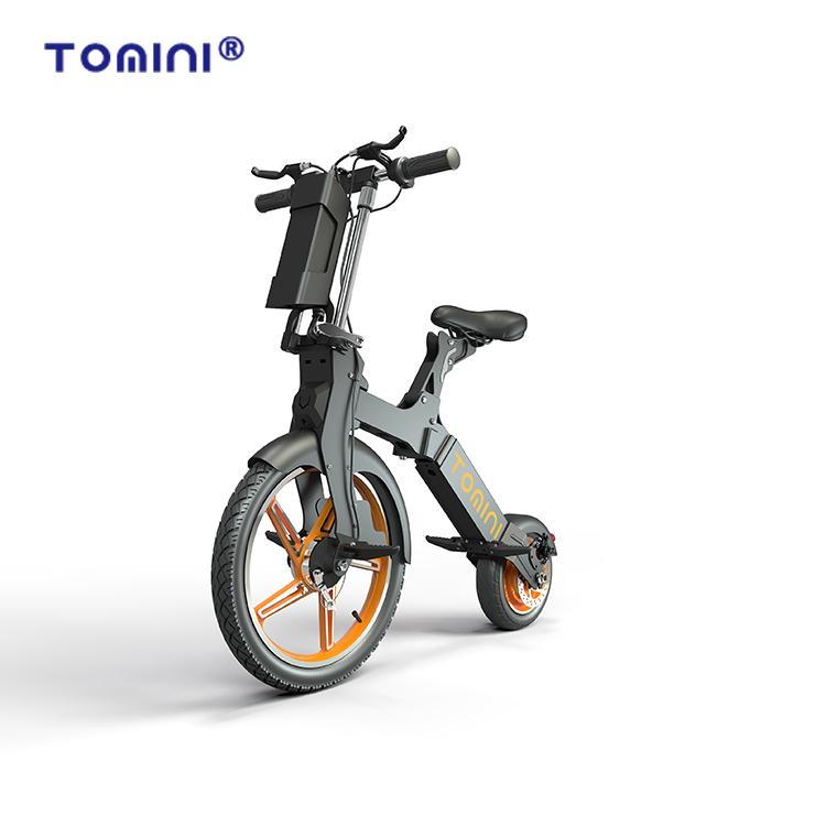 350w wholesale e bike city chainless electric folding bicycle bike фото