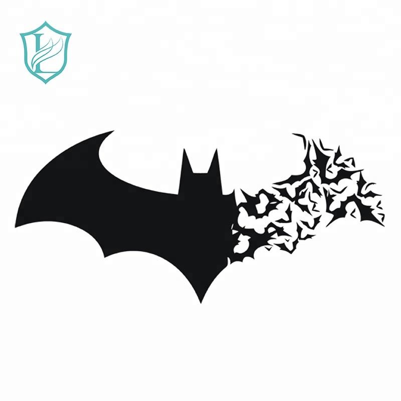 Factory Cut Waterproof Black Bat