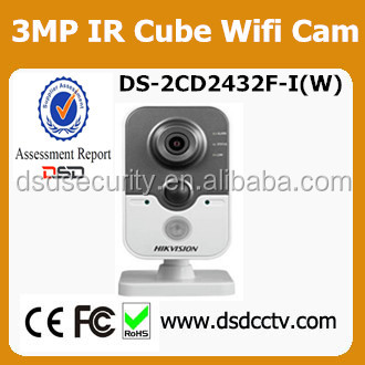 DS-2CD2432F-I hikvision ip wifi camera with mobile phone camera module